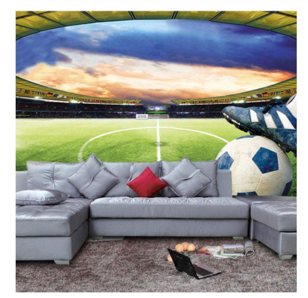 YYNIGHT-Football Stadium Wall Mural Customize So Photo Wallpaper Free shipping anywhere in Limited time cheap sale the nation