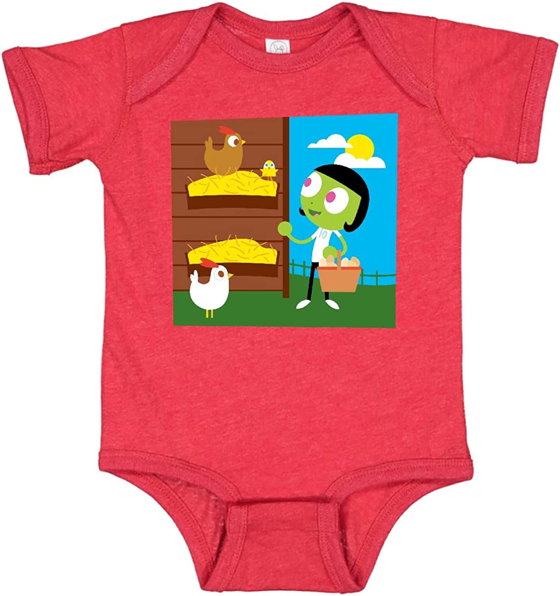 inktastic Dot Max 40% OFF Finds a Chick PBS Kids 55% OFF Creeper - Infant