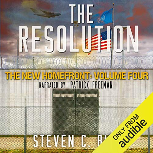 The Resolution Audiobook By Steven Bird cover art