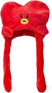 BT21 Character - Disfraz de peluche con orejas de animal