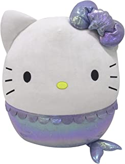 """20"""" Mermaid Hello Kitty Squishmallows, Huggable Plush Toys, Squishmallows 