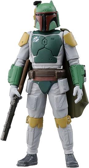 "Details about  /6.3/"" Star Wars Samurai Boba Fett Ban Dai Action Figure Model Toy Box Gift"