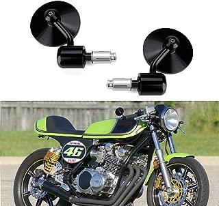 Motorcycle CNC Handle Bar End Mirrors 3