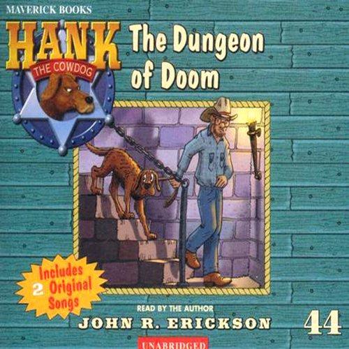 The Dungeon of Doom audiobook cover art