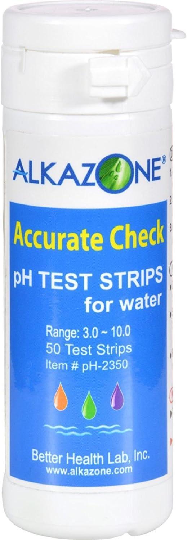 Alkazone Ph Test Strips 50 Ct