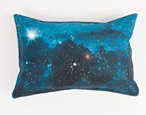 QE Home Supernova Duvet Cover (Double, Blue)