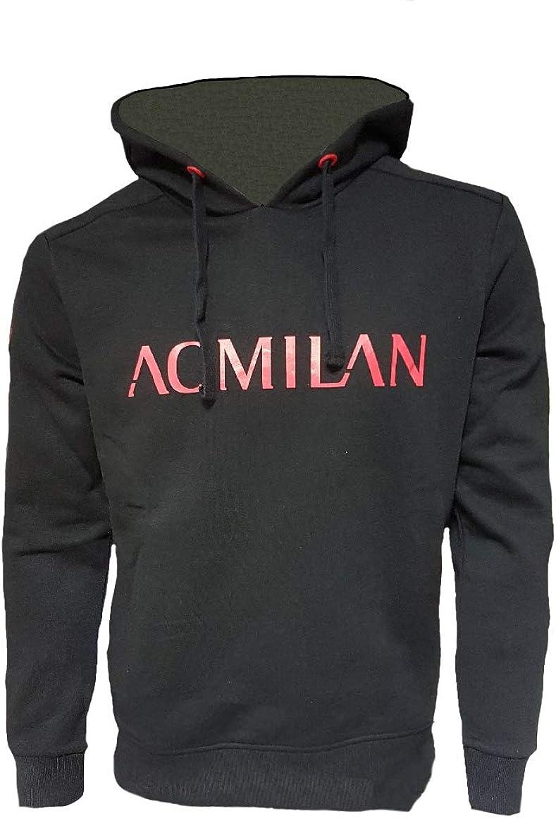 Felpa Milan con Cappuccio Adulto PS 28215 Ragazzo