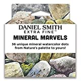 Daniel Smith ダニエル・スミス 水彩絵具 ドット・カード (36色(Mineral Marvels Dot Card Set))