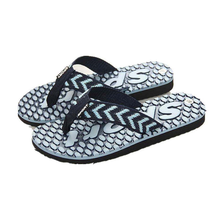 Super explosion Men's Lakeside Sport Flip Flop Sandal - Men's Comfort Footwear