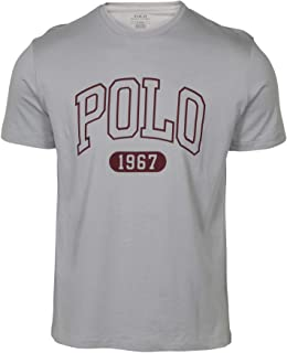 Polo RL Men's Polo University Graphic T-Shirt