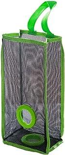 bestomz Organiseur de sacs de plastique Distributeur de sacs poubelle en maille Distributeur de sacs en plastique pour la ...