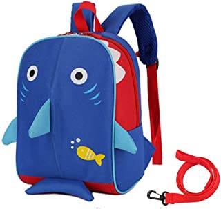 Mochila para niños de 3 a 6 años Azul Azul Small