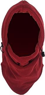 Fleece Balaclava Hooded Face Mask Neck Warmer