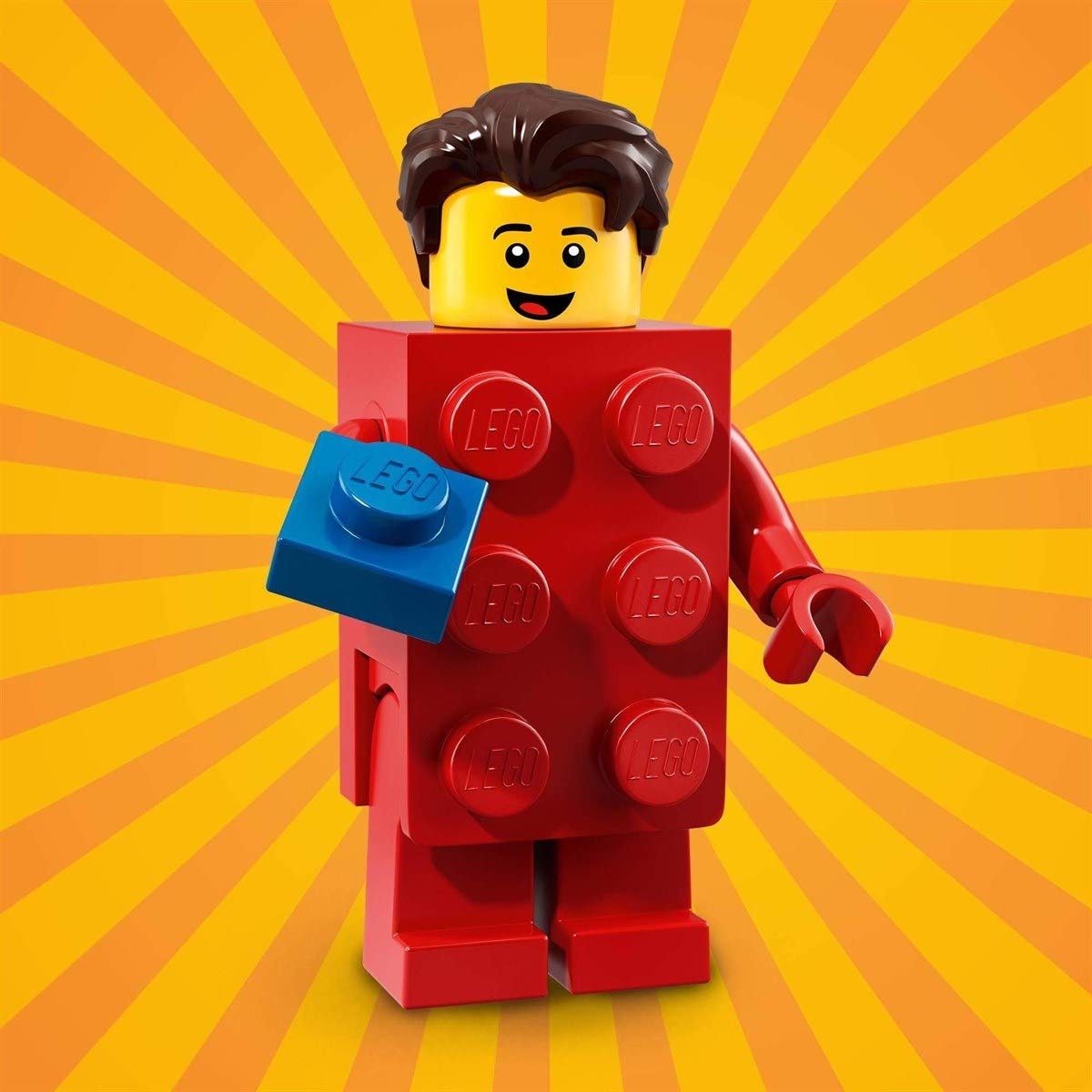 LEGO Series 18 COWBOY COSTUME GUY Minifigure Bagged 71021 #15//17