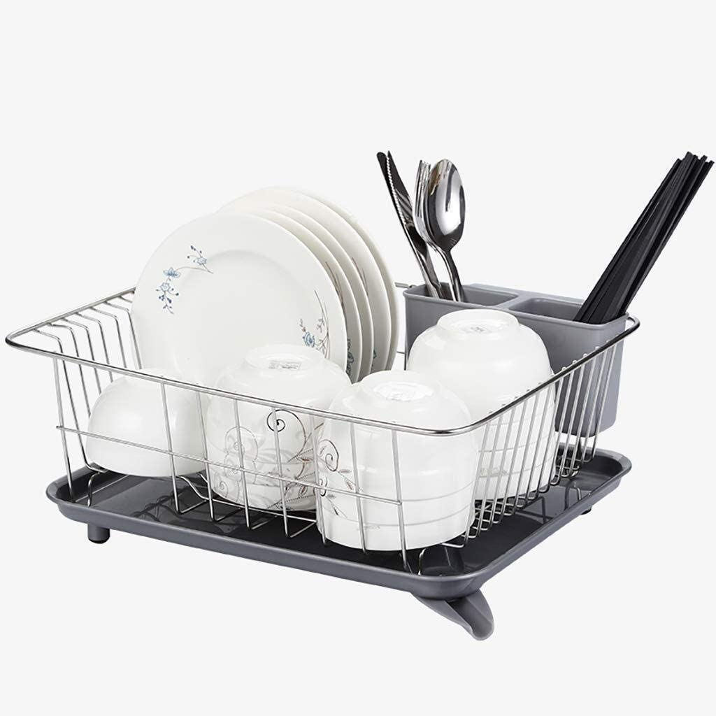 5 ☆ very popular 5 ☆ very popular Racks Storage Multifunction Kitchen Stainless Steel Drain Shelf