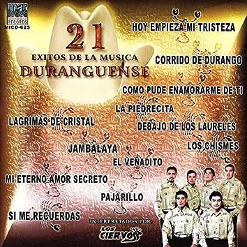 21 Exitos De La Musica Duranguense