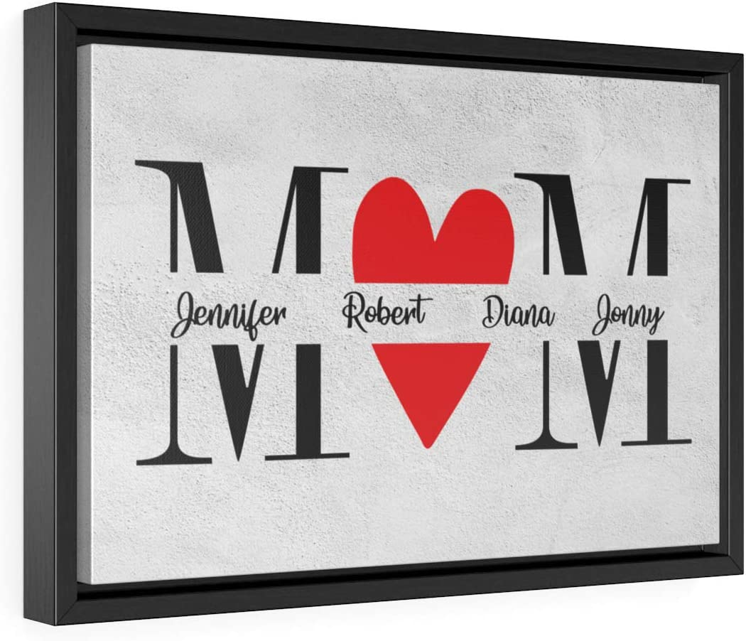 Personalized Mom Signs Free shipping anywhere in the nation Popularity for Mother's Day 12
