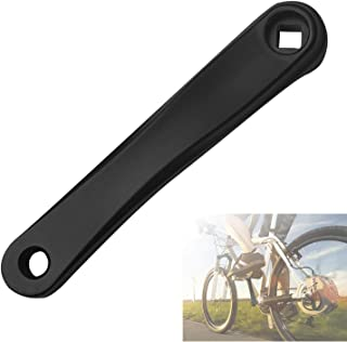 Bicycle Crank Arm Steel Mountain Bike Bicycle Square Rhombus Hole Protector CF