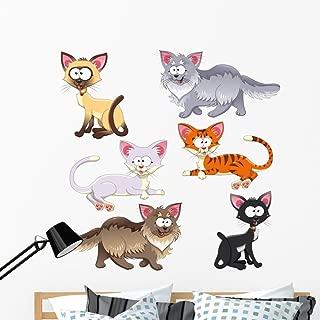 alley cat decals