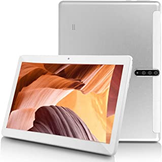 Android Tablet PC 10 inch ,Octa-Core Processor,Android 9.0, 5G-WiFi, 4GB RAM, 64GB ROM ,1280x800 HD Touchscreen, GPS, Dual...