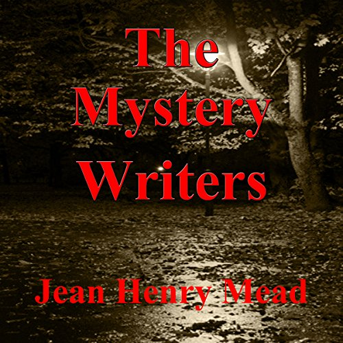 The Mystery Writers audiobook cover art