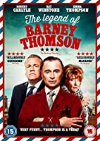 The Legend of Barney Thomson [DVD]