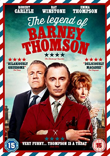 The Legend of Barney Thomson - The Legend of Barney Thomson (1 DVD)