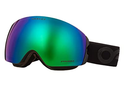 Oakley Flight Deck XM- Medium (Blackout/Prizm Jade) Goggles