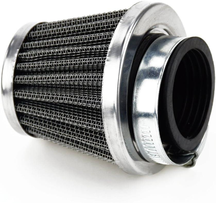 38mm Air Filter for Honda Kawasaki Yamaha Pit Bike Atv XR CRF 50 SDG SSR 70 110 125 Dirt Pit Bike