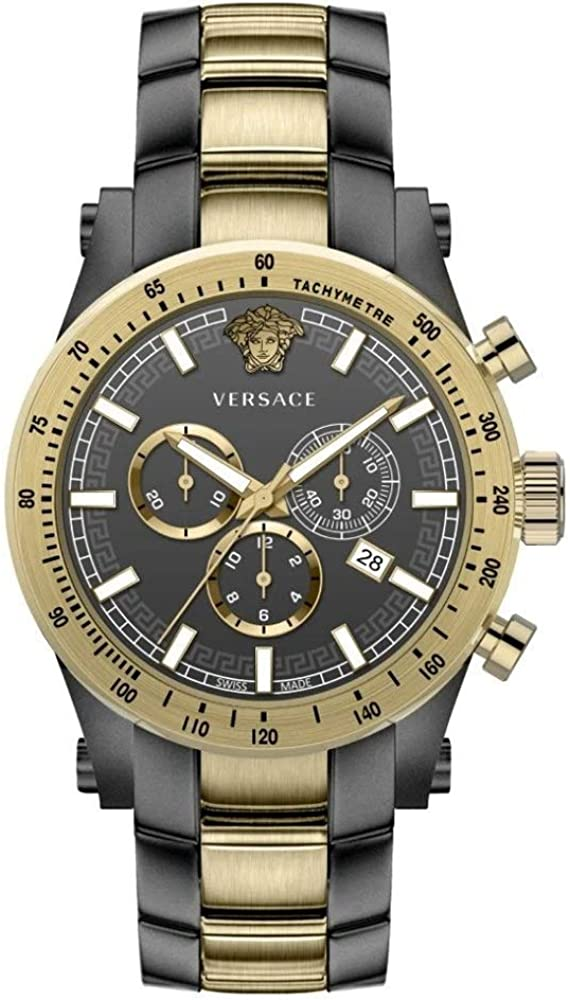 Versace orologio  cronografo da uomo VEV8005 19