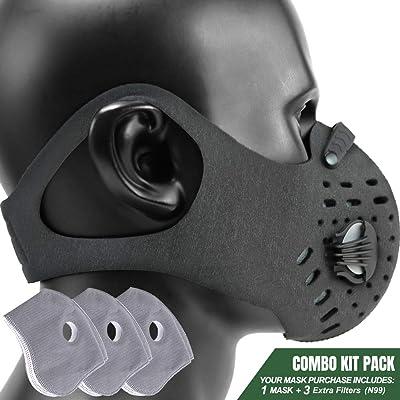 MONATA Reusable Dust Pollution Mask