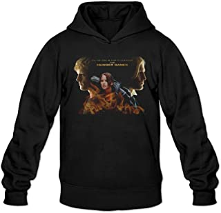 Men's The Hunger Games Handsome Poster Cool Hoodie