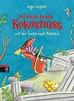 Der kleine Drache Kokosnuss auf der Suche nach Atlantis: Mit Wackelbild-Cover