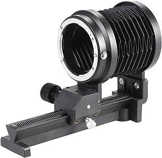 Ammoon Macro Entension Bellows متوافق مع نيكون F Mount Lens D90 D80 D60 D7100 D7000 D5300 D5200 D5100 D3300 D3100 D3000 Al...