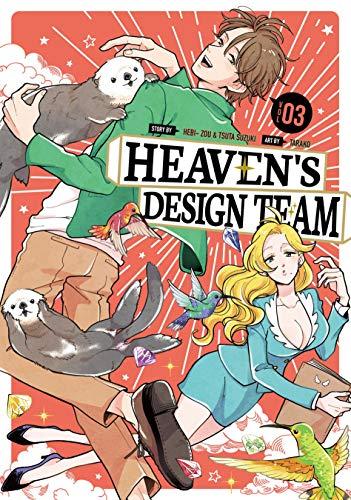 Heaven's Design Team Vol. 3 (English Edition)