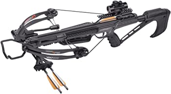 CenterPoint Volt 300 Compound Crossbow with 3 Arrows