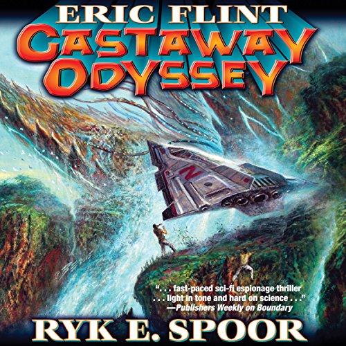 Castaway Odyssey audiobook cover art