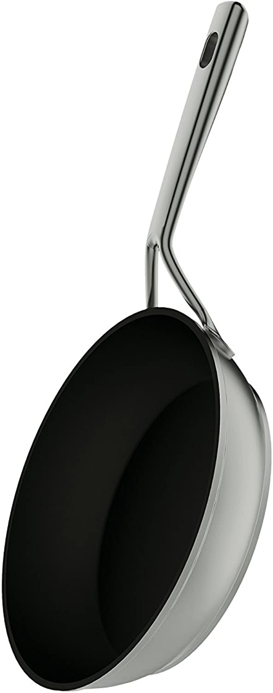 Aubecq a712120Superleggera cacerola aluminio, aluminio, 24 cm