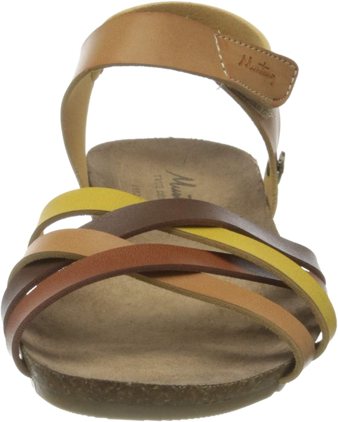 Mustang Girls 5057-801-369 Ankle Strap Sandals
