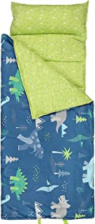 Hi Sprout Kids Toddle Lightweight and Soft Nap Mat (Dinosaur)