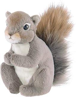 سنجاب حیوانی پر شده Bearington Lil 'Peanut Plush، 7 اینچ