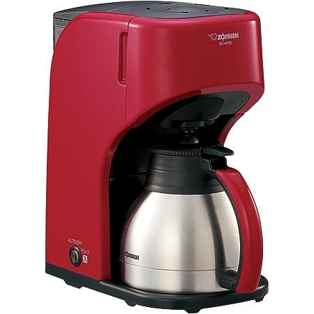 象印 ステンレスサーバーコーヒーメーカー 5杯用 EC-KT50-RA