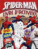 Spider-Man Livre D'activités: Spider Man Livre D'activités Pour Les Enfants: Edition Finale De La Coloration Par Le Nombre, Coloration, Connectez Les Points, Recherche De Mot Et Plus Encore!