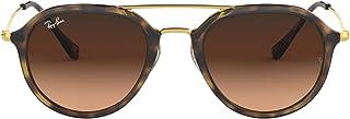 RB4253 Highstreet Aviator Sunglasses