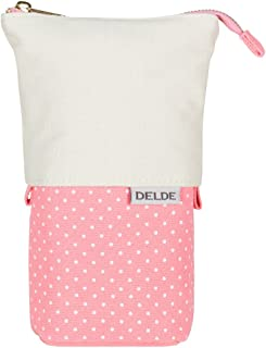 Sunstar Stationery Pen Case Delde Girly Light Pink S1409620