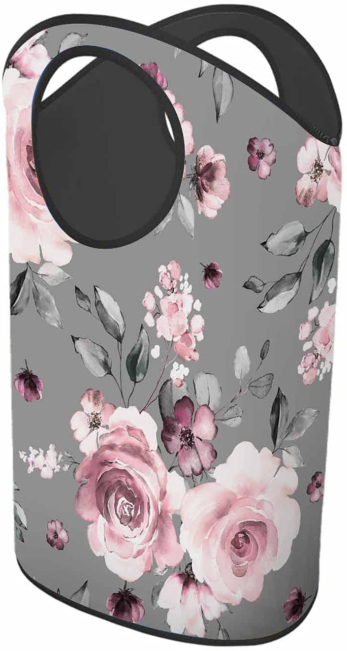 Nicokee Carry Dirty Pocket Flowers Rose Leaf Blo Branch supreme Art Pink Cheap