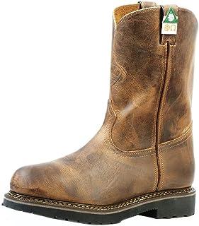 SOUL REBEL American Boots - Work Boots BO-4381-638-E (Normal Walking) - Men - Brown