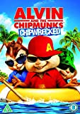 Alvin and the Chipmunks: Chipwrecked [DVD] [2012]