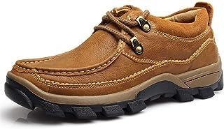 CAIFENG Moda para Hombre Oxford Casual Cómodo Amortiguador Amortiguador Outlama de Deportes al Aire Libre Zapatos Formales...