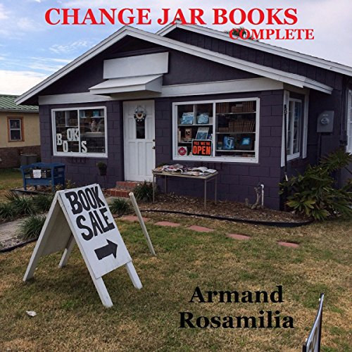 Couverture de Change Jar Books Complete